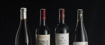 Vinos Tintos Gourmet