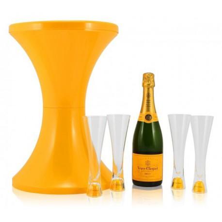 """Champagne """"TAM TAM""""  Veuve Clicquot"""