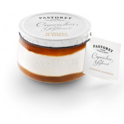 Capricho de Yogurt de Manzana al Horno Pastoret