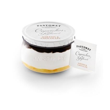 Capricho de Yogurt Naranja y Chocolate Pastoret