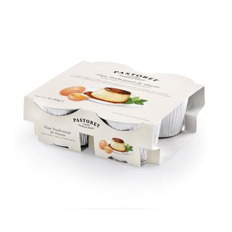 Flan Tradicional de Huevo Pastoret (Pack 4)