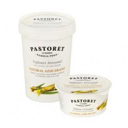 Yogurt Artesano Natural Azucarado Pastoret