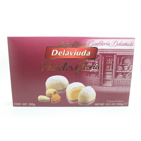 Pasteles Gloria Delaviuda 300 g