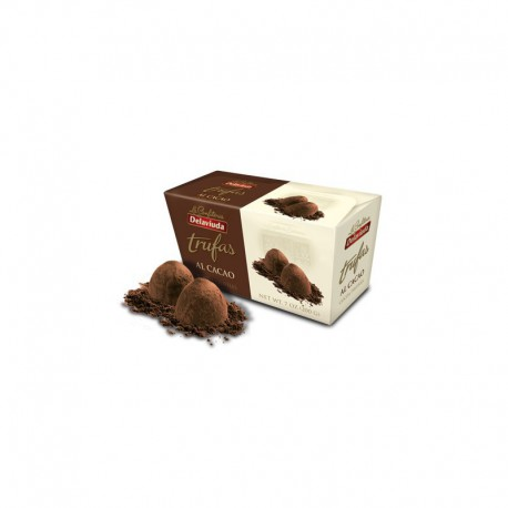 Trufas al Cacao Delaviuda 200 g