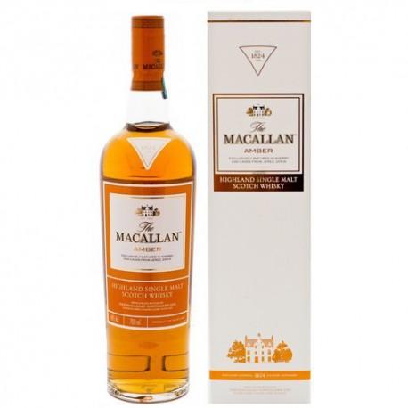 Whisky Escocés Macallan Amber