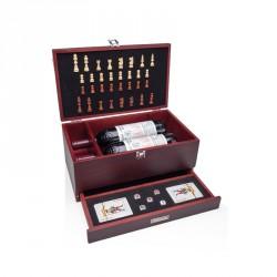 Lote regalo de vinos y Champagnes. Delicatessen Antonio online