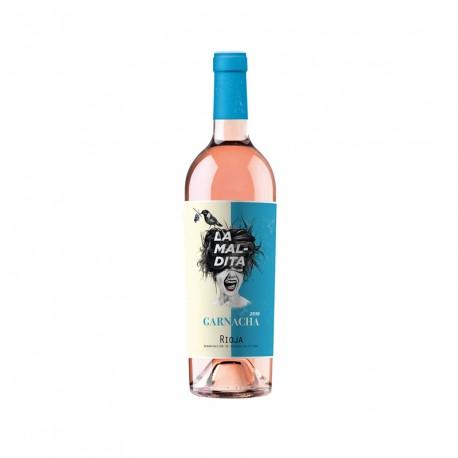 Vino rosado Rioja La Maldita Garnacha 2016